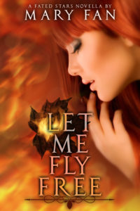 book cover for Let Me Fly Free by Mary Fan